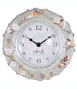 FirsTime® Ocean Float Reloj de pared de 20.32 cm