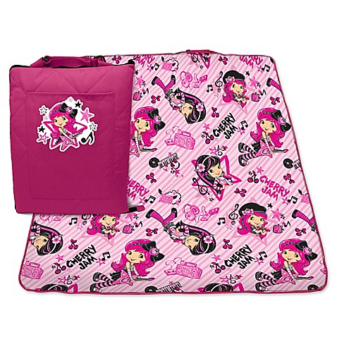 Strawberry Shortcake Zip Up Activity Mat