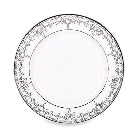 Marchesa by Lenox® Empire Pearl Bread and Butter Plate