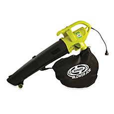image of Sun Joe® SBJ604E Blower Joe 3-in-1 Electric Blower Vacuum and Leaf Shredder