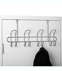 Perchero de netal de uso pesado para puerta