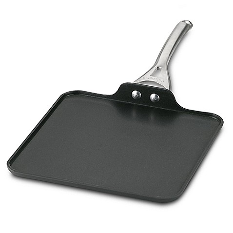 image of calphalon nonstick 11inch square griddle