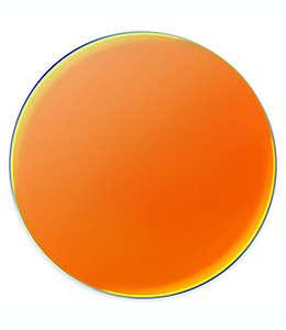 Soporte para celular PopSockets en naranja