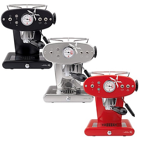 illy® Francis Francis! Model X1 iperEspresso Machines