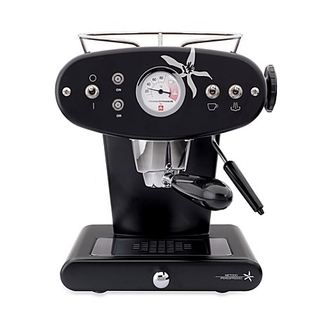 buy illy francis francis model x1 iperespresso machine. Black Bedroom Furniture Sets. Home Design Ideas