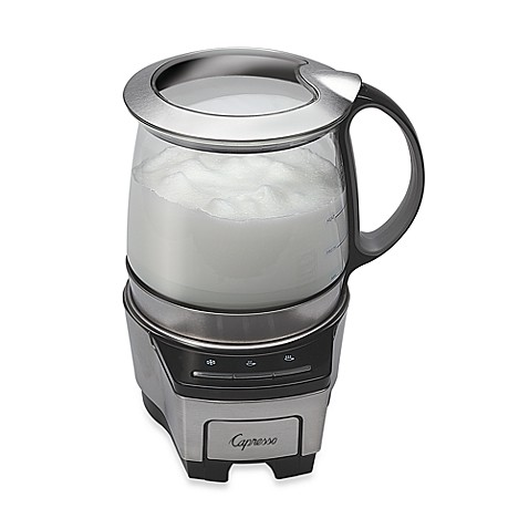 Capresso Milk Frother Bed Bath And Beyond