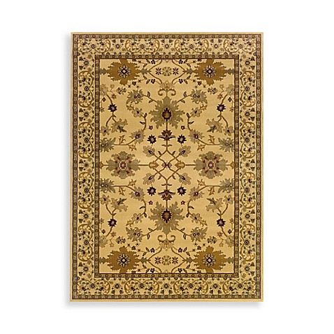 Oriental Weavers Mendham Ivy Collection 2-Foot 6-Inch x 7-Foot 9-Inch Runner