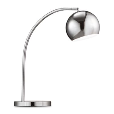 image of Zuo® Accents Solaris 1-Light Chrome Table Lamp