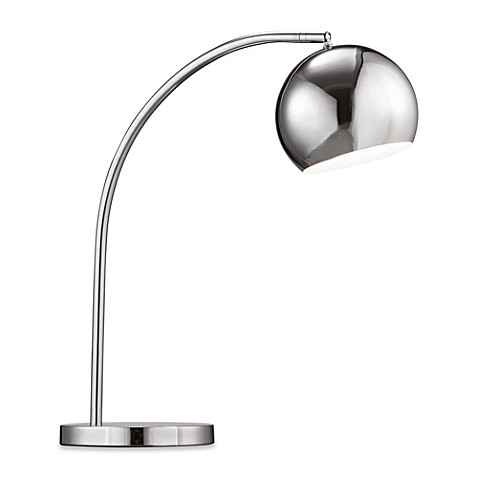 Zuo® Accents Solaris 1-Light Chrome Table Lamp