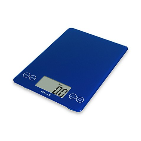 escali® arti 15 lb. multipurpose digital food scale - bed bath