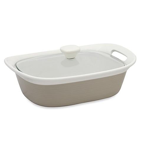 Corningware 174 Etch 2 1 2 Quart Casserole Dish In Sand