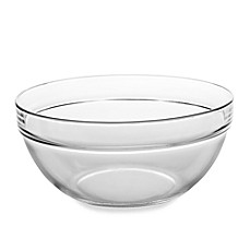 image of Luminarc® 10.25-Inch Tempered Glass Mixing Bowl