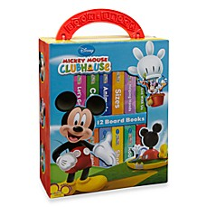 image of Disney® My First Library Mickey Mouse