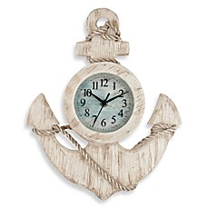 image of Antique Anchor Wall Clock