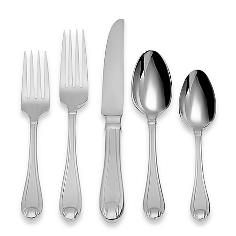 Oneida® Garnet 75-Piece Flatware Set
