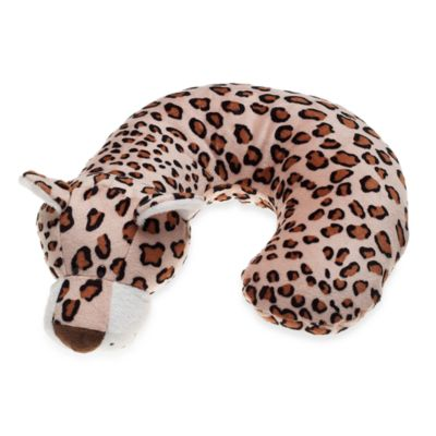 Buy Animal Planet Neck Support Pillow in Leopard from Bed Bath & Beyond