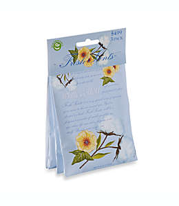 Fresh Scents™ Sobre aromatizante White Cotton, Set de 3