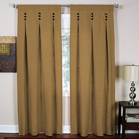 Murano Back Tab Window Curtain Panels Bed Bath Amp Beyond