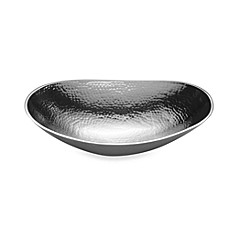 image of Towle® Hammersmith 12-Inch Oval Bowl