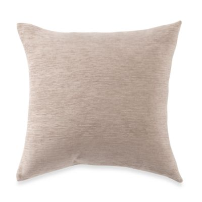 Chenille Throw Pillows Set Of 2 Clearance : Crown Chenille Throw Pillow (Set of 2) - Bed Bath & Beyond
