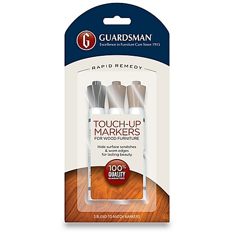 Guardsmanu0026reg; 3 Piece Furniture Touch Up Kit