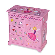 image of Mele & Co. Krista Girl's Musical Ballerina Jewelry Box