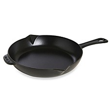 image of Staub Cast Iron 12-Inch Fry Pan