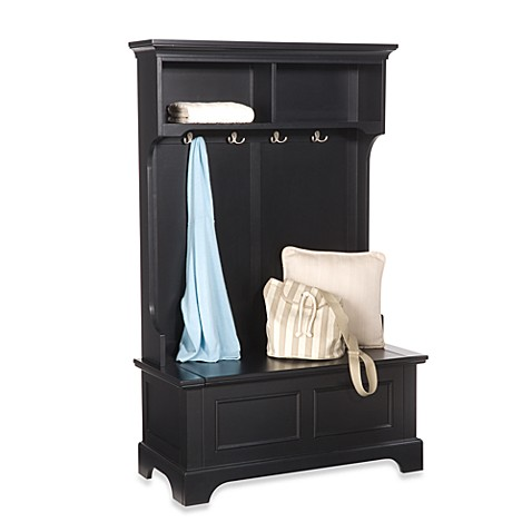 Buy Home Styles Bedford Hall Tree And Storage Bench From Bed Bath Beyond