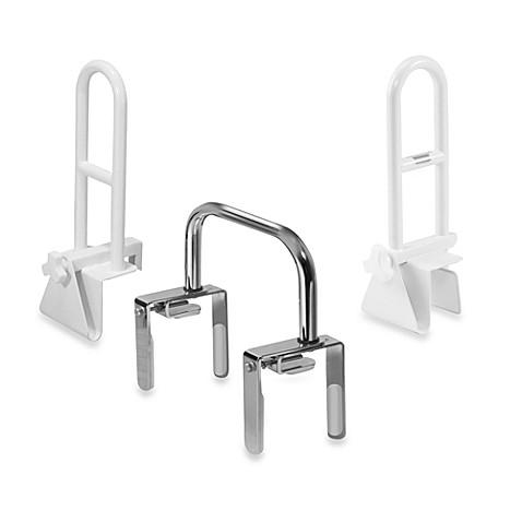 image of Drive Medical Bathtub Grab Bar Safety Rails. Handle Grips  Rails  amp  Accessories   Bed Bath  amp  Beyond