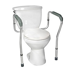 Toilet Safety Support | Bedside Commode - Bed Bath & Beyond