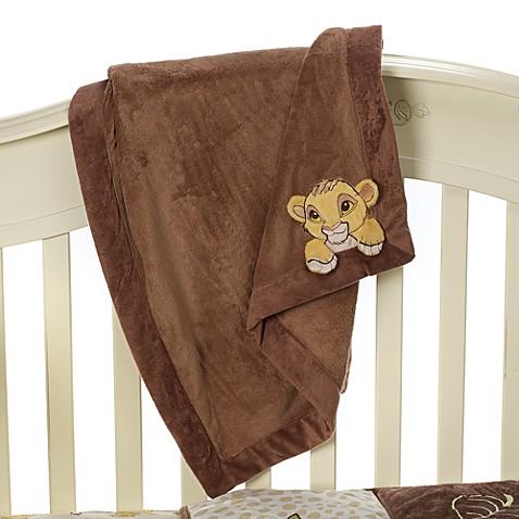 Disney Baby 174 Lion King Go Wild Blanket Bed Bath Amp Beyond