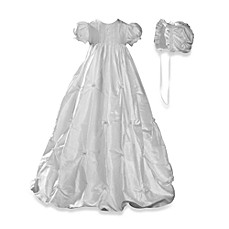 image of Little Things Mean A Lot Princess Gown with Rosettes