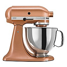 image of KitchenAid® 5-Quart Artisan™ Custom Metallic Stand Mixer