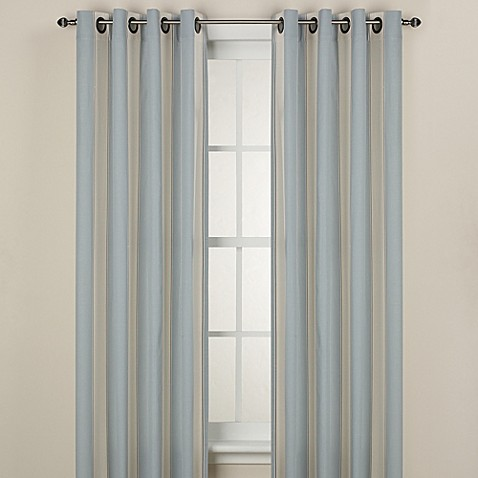 Blue Striped Window Curtains - Best Curtains 2017