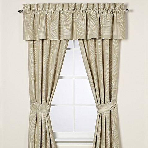 Tommy Bahama® Montauk Drifter 84-Inch Window Curtain Panel Pair