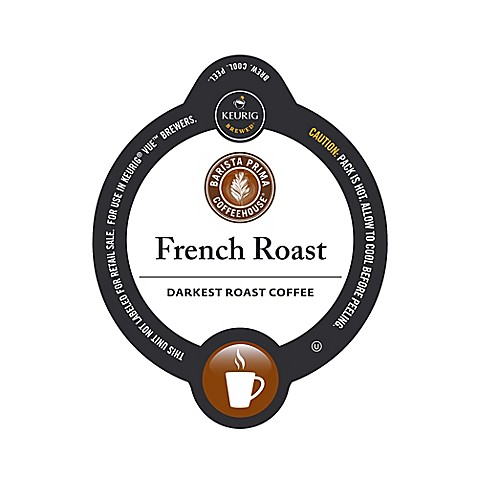 Vue™ 12-Count Barista Prima Coffeehouse™ French Roast Coffee for Keurig® Brewers