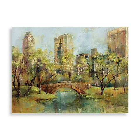 Spring In the Park Wall Art