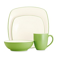 image of Noritake® Colorwave Square Dinnerware Collection in Apple