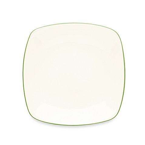 Noritake® Colorwave Square Dinner Plate in Apple