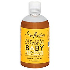 image of SheaMoisture Raw Shea Butter 12 oz. Baby Head to Toe Wash and Shampoo