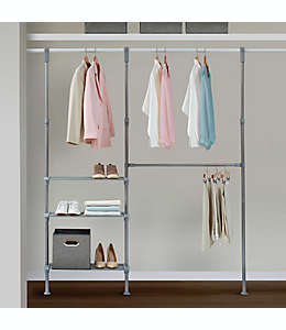 Organizador ajustable Relaxed Living® para clóset