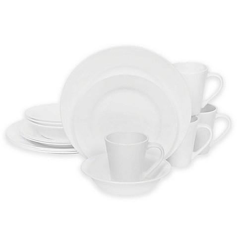 Corelle® Shimmering White 16-Piece Dinnerware Set  sc 1 st  Bed Bath u0026 Beyond & Corelle | Bed Bath u0026 Beyond