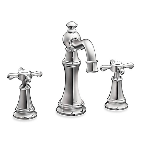 Moen 9-Inch 2-Handle Weymouth Faucet in Chrome