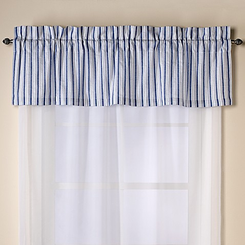 Nantucket Dreams Window Valance