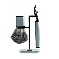 image of Axwell-USA Shaving Set RBSSeries in Grey