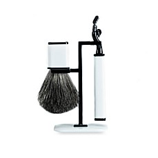 image of Axwell-USA Shaving Set RBS Series in White