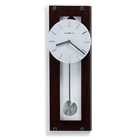 howard miller studio 24 collection emmett wall clock bed bath u0026 beyond - Howard Miller Wall Clock