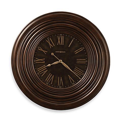 Howard Miller Harrisburg Gallery 36 Inch Wall Clock Bed