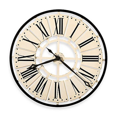 Howard Miller Pierre Gallery Wall Clock