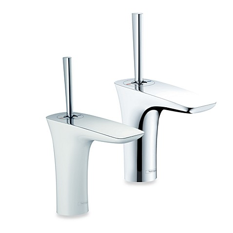 Hansgrohe 1 handle 9 inch puravida single hole bathroom - Hansgrohe shower handle ...